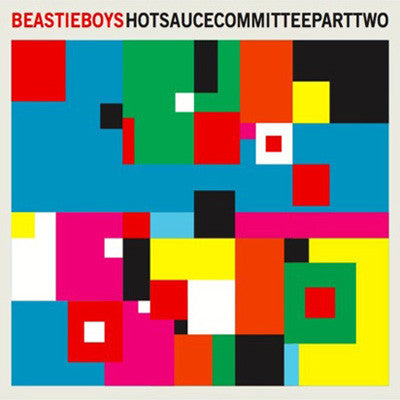 "Beastie Boys: Hot Sauce Committee, Pt.2 + 7"" (Free MP3) 2LP"