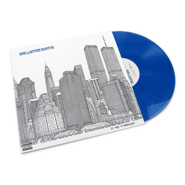Beastie Boys: To The 5 Boroughs (180g, Indie Exclusive Colored Vinyl) Vinyl 2LP