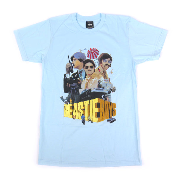 Beastie Boys: Criterion Collection Shirt - Light Blue