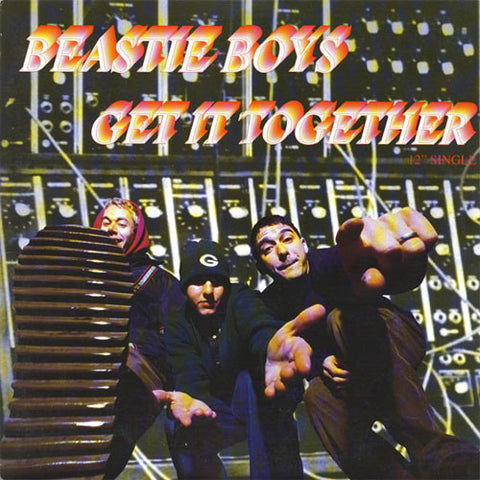 Beastie Boys: Get It Together 12""
