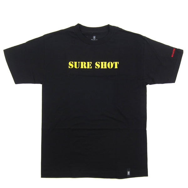 Beastie Boys: Sure Shot Shirt By Girl Skateboards / Spike Jonze - Black