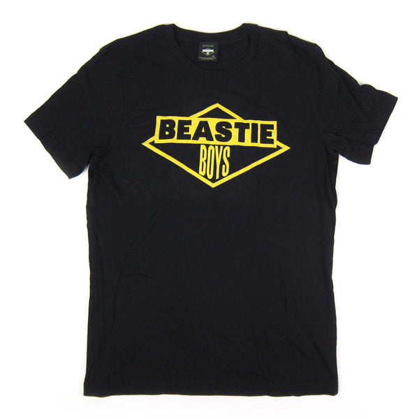 Beastie Boys: Logo Shirt - Black