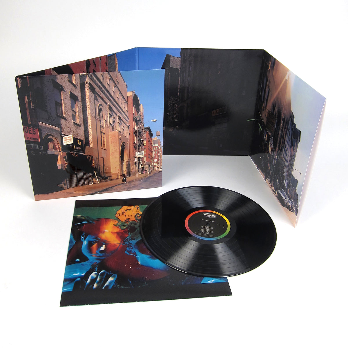 Beastie Boys: Paul's Boutique - 20th Anniversary Edition (180g) Vinyl LP