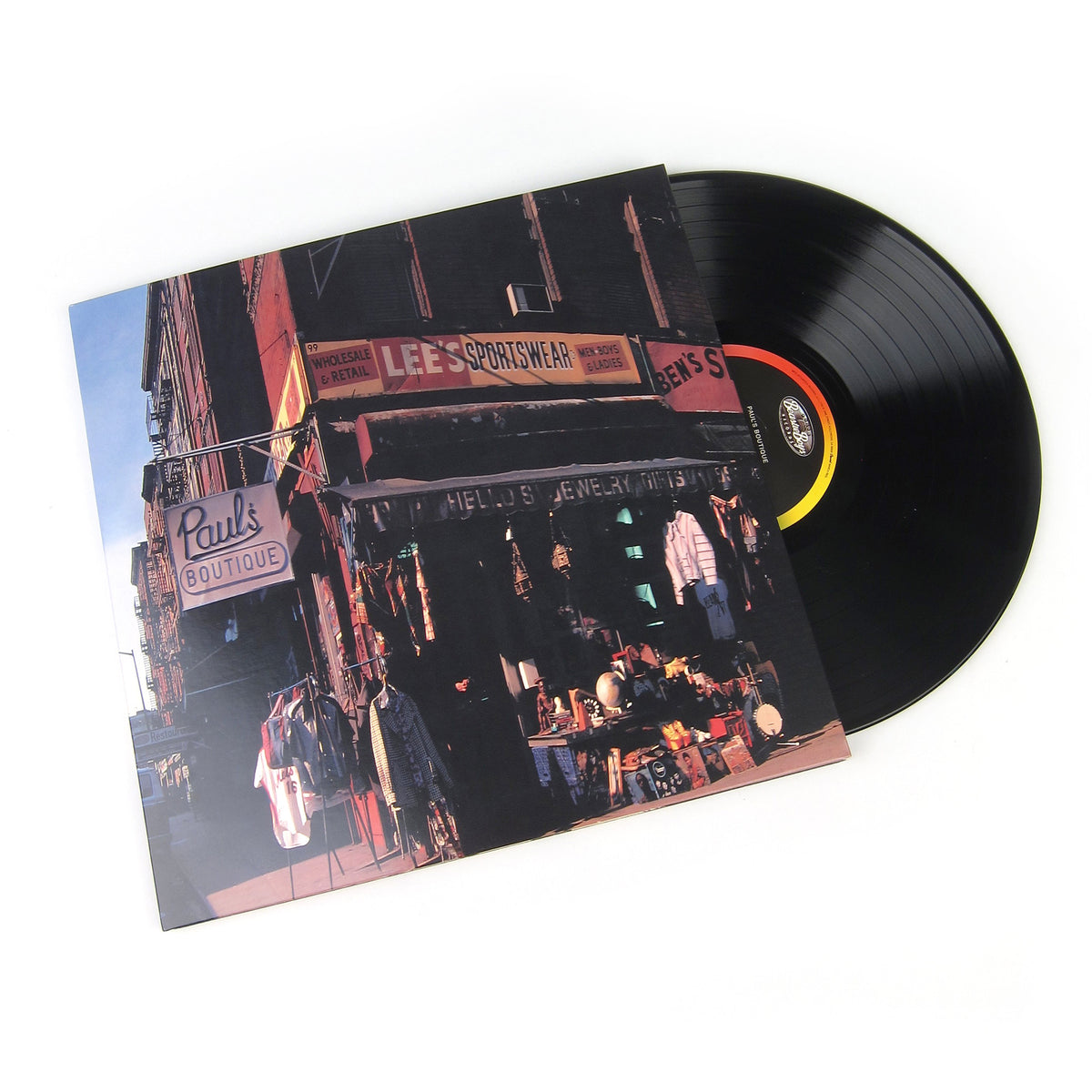Beastie Boys: 180g Vinyl LP Album Pack (Paul's Boutique, Check Your Head, Ill Communication)