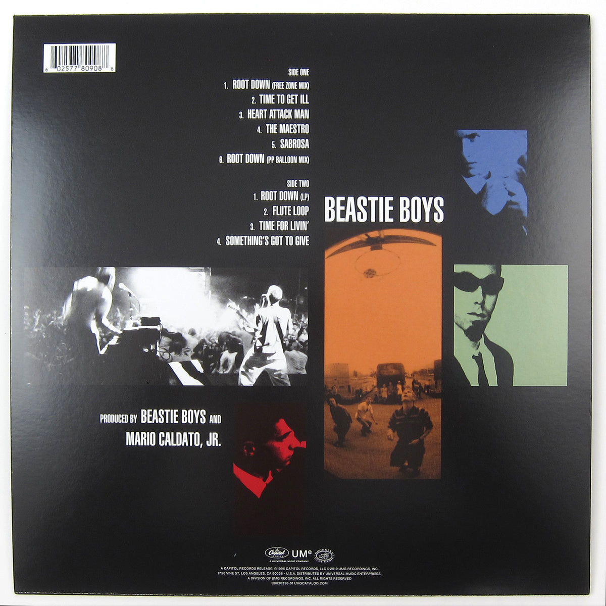 Beastie Boys: Root Down (180g, Indie Exclusive Colored Vinyl) Vinyl LP