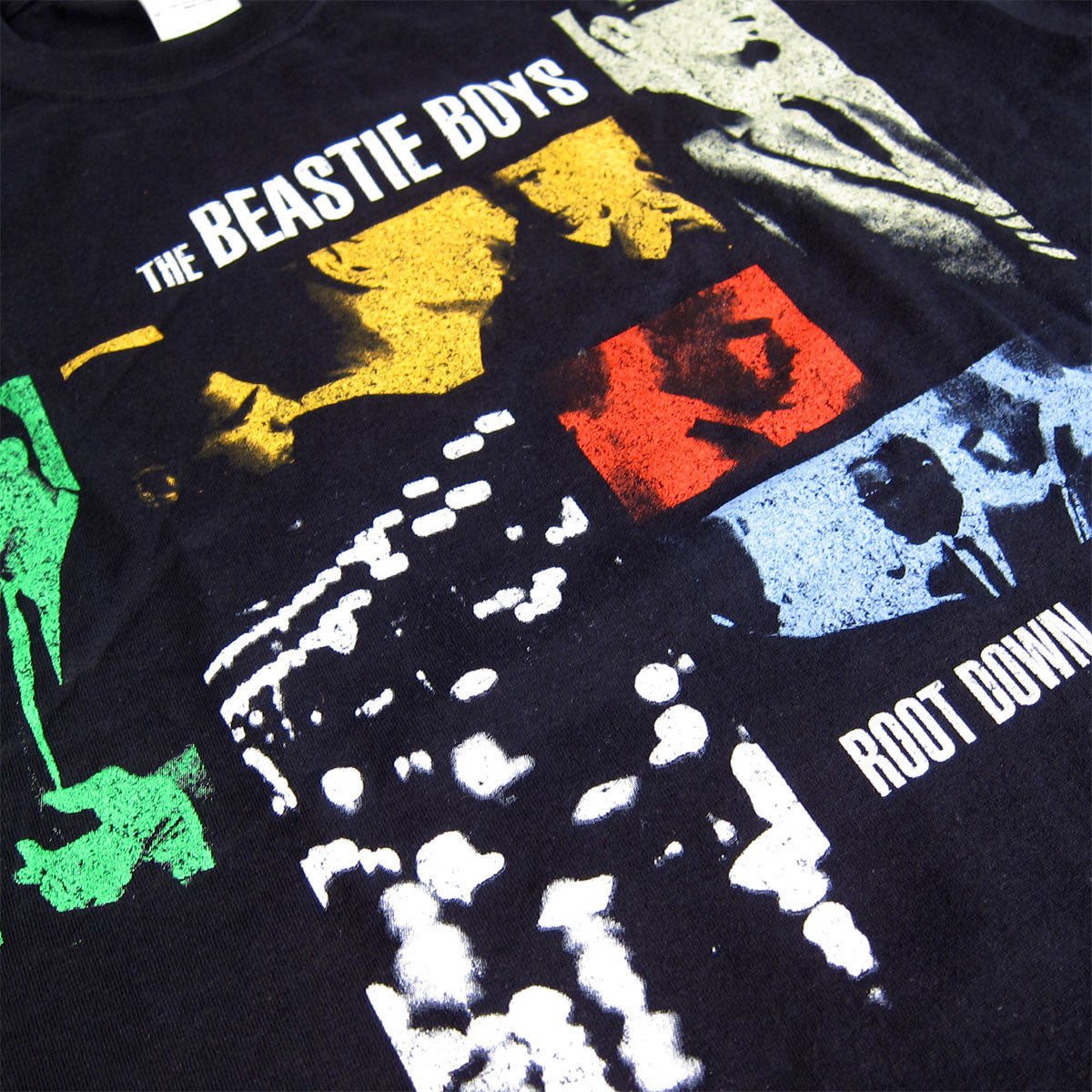 Beastie Boys: Root Down Shirt detail