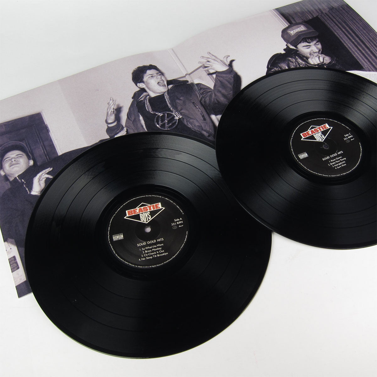 Beastie Boys: Solid Gold Hits Vinyl 2LP 2
