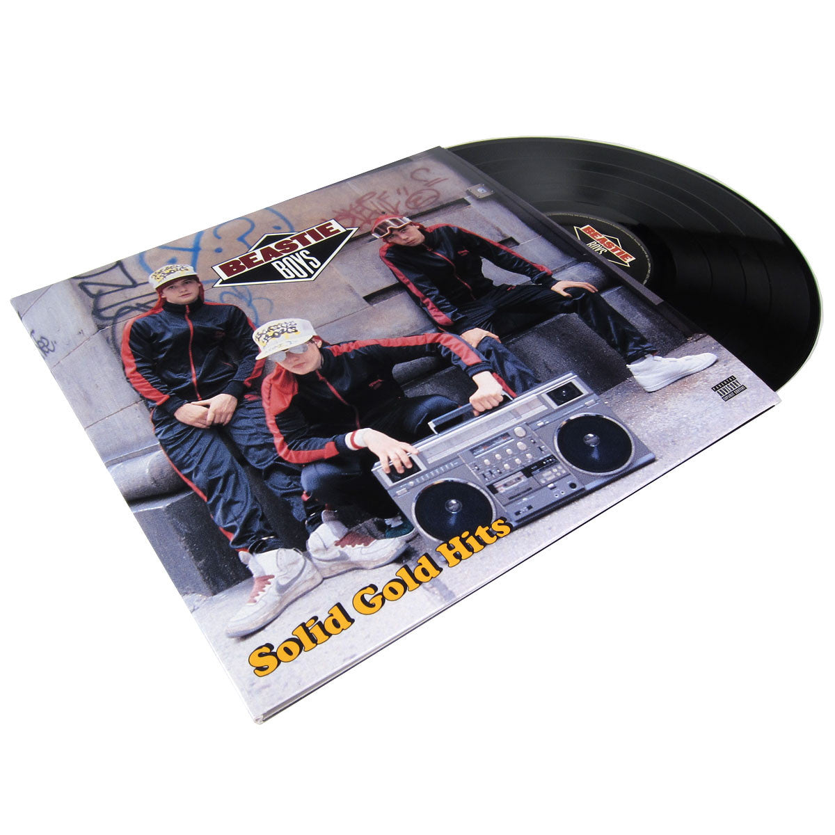 Beastie Boys: Solid Gold Hits Vinyl 2LP
