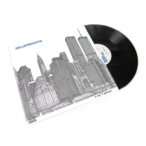 Beastie Boys: To The 5 Boroughs Vinyl 2LP