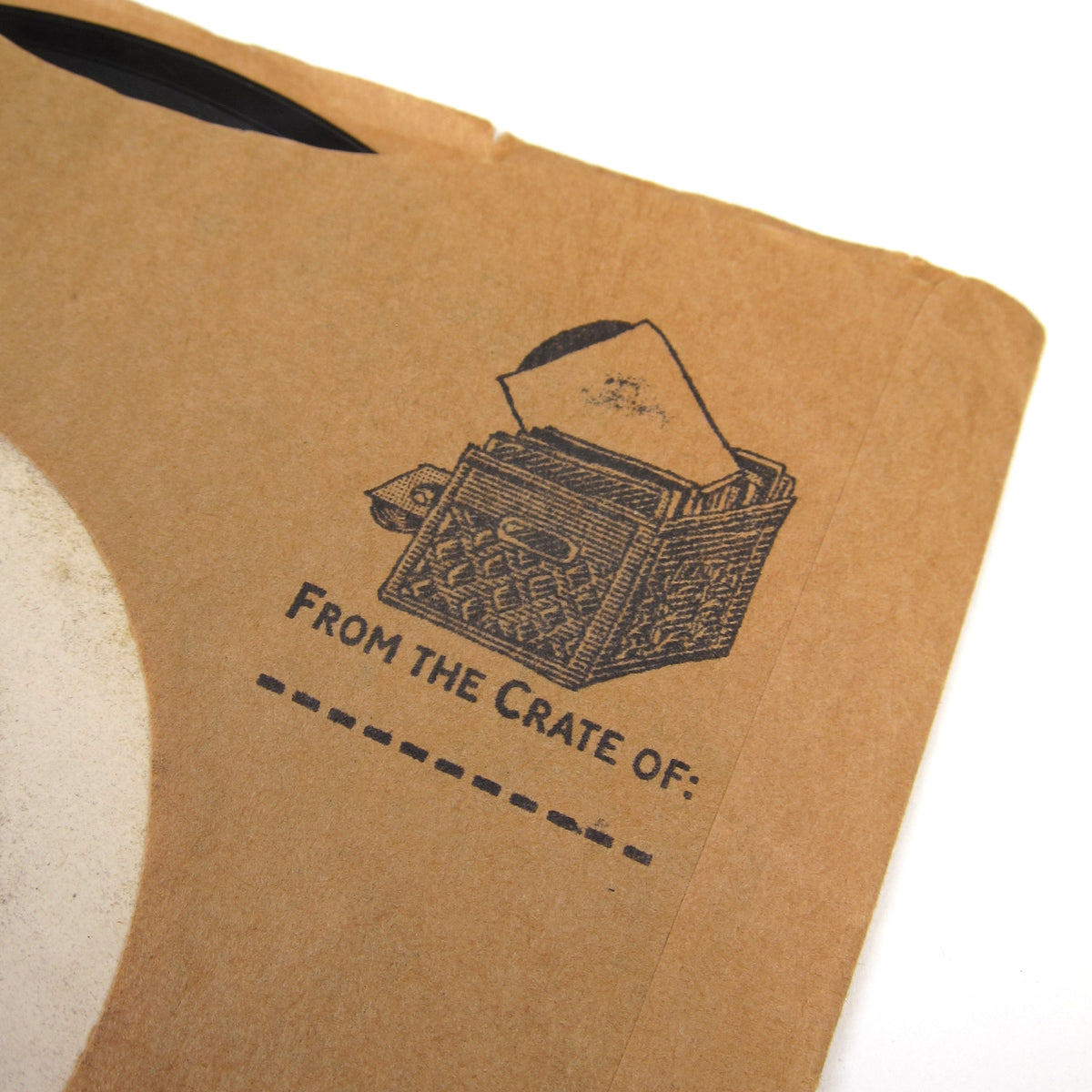 Beast Quality: Record Stamp + Inkpad Set - Crate