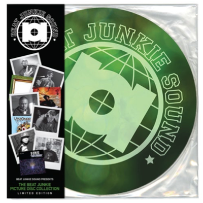 The Beat Junkies: Picture Disc Collection LP