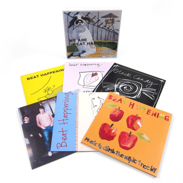 Beat Happening: We Are Beat Happening 7LP Vinyl Boxset