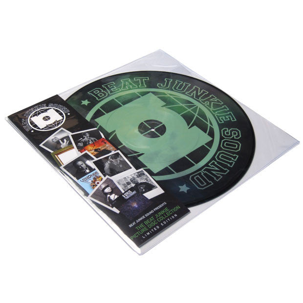 The Beat Junkies: Picture Disc Collection (Record Store Day) LP