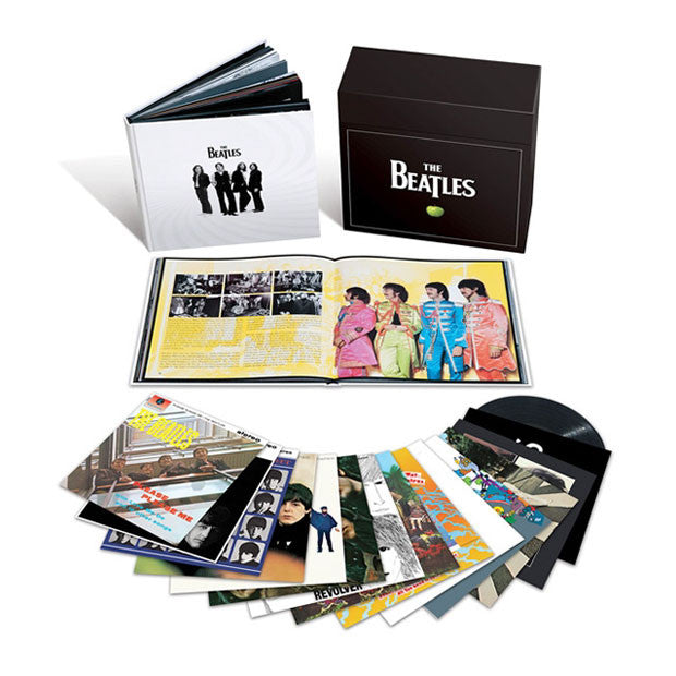The Beatles: Stereo Vinyl 14LP (Remastered, 180g) Box Set