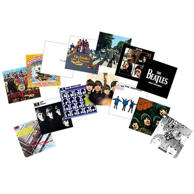 The Beatles: Stereo Vinyl 14LP (Remastered, 180g) Box Set LPs