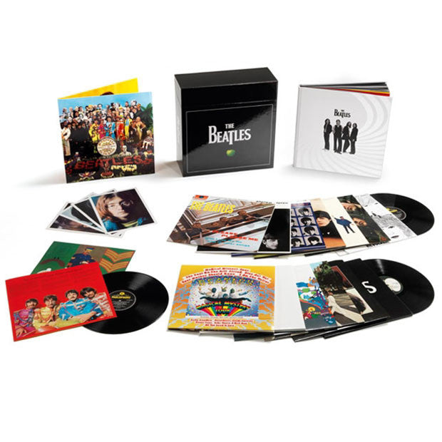 The Beatles: Stereo Vinyl 14LP (Remastered, 180g) Box Set 2