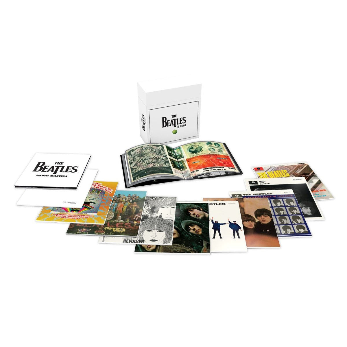 The Beatles: The Beatles In Mono Vinyl 14LP Box Set