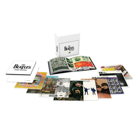The Beatles: The Beatles In Mono Vinyl 11LP Box Set