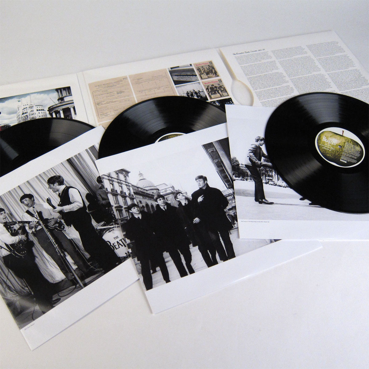 The Beatles: On Air - Live at the BBC Vol. 2 3LP gatefold