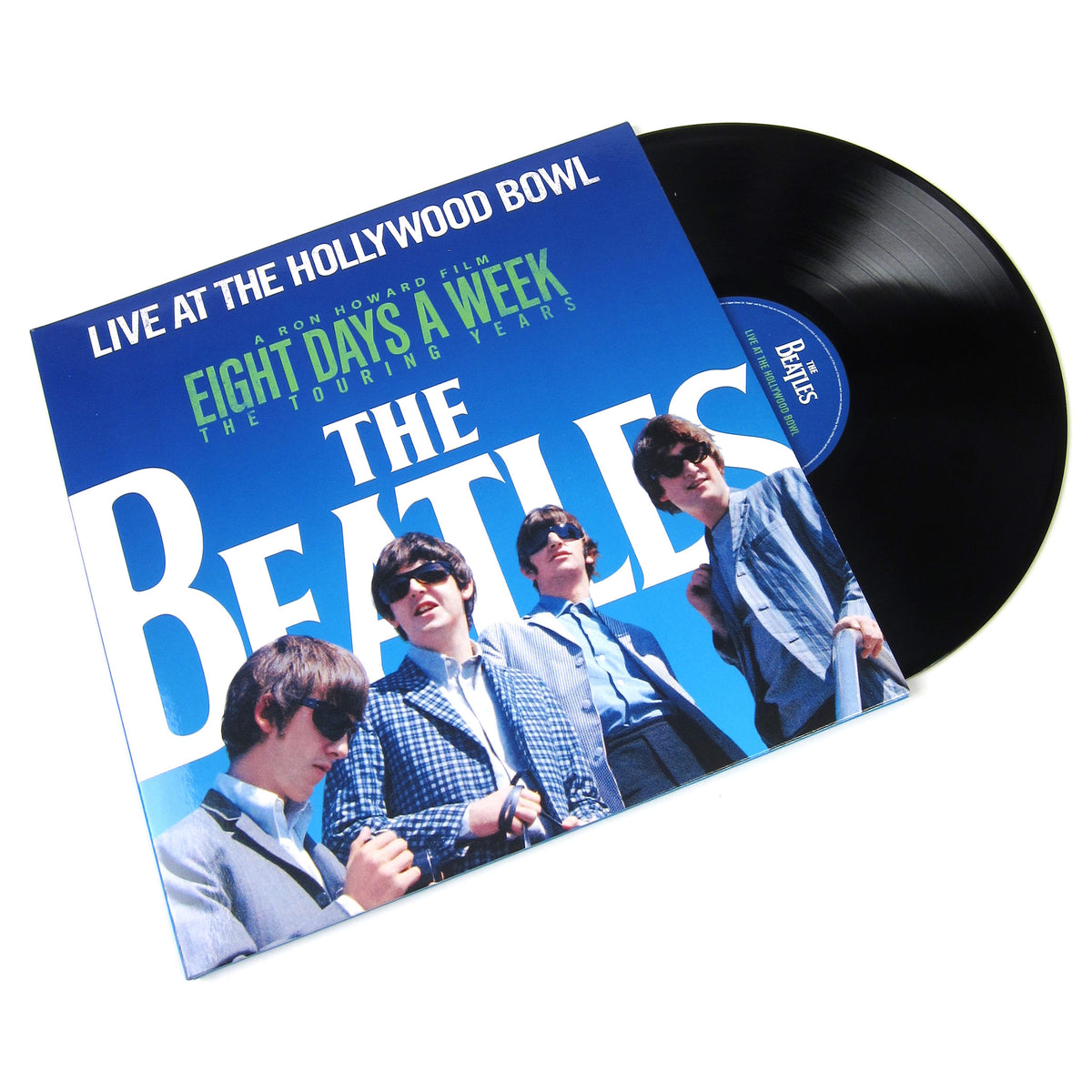 The Beatles: Live At The Hollywood Bowl Vinyl LP
