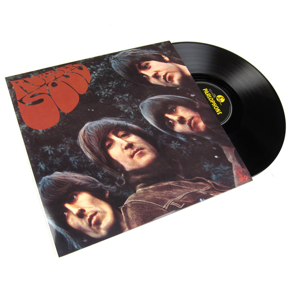 The Beatles: Rubber Soul in Mono (180g) Vinyl LP