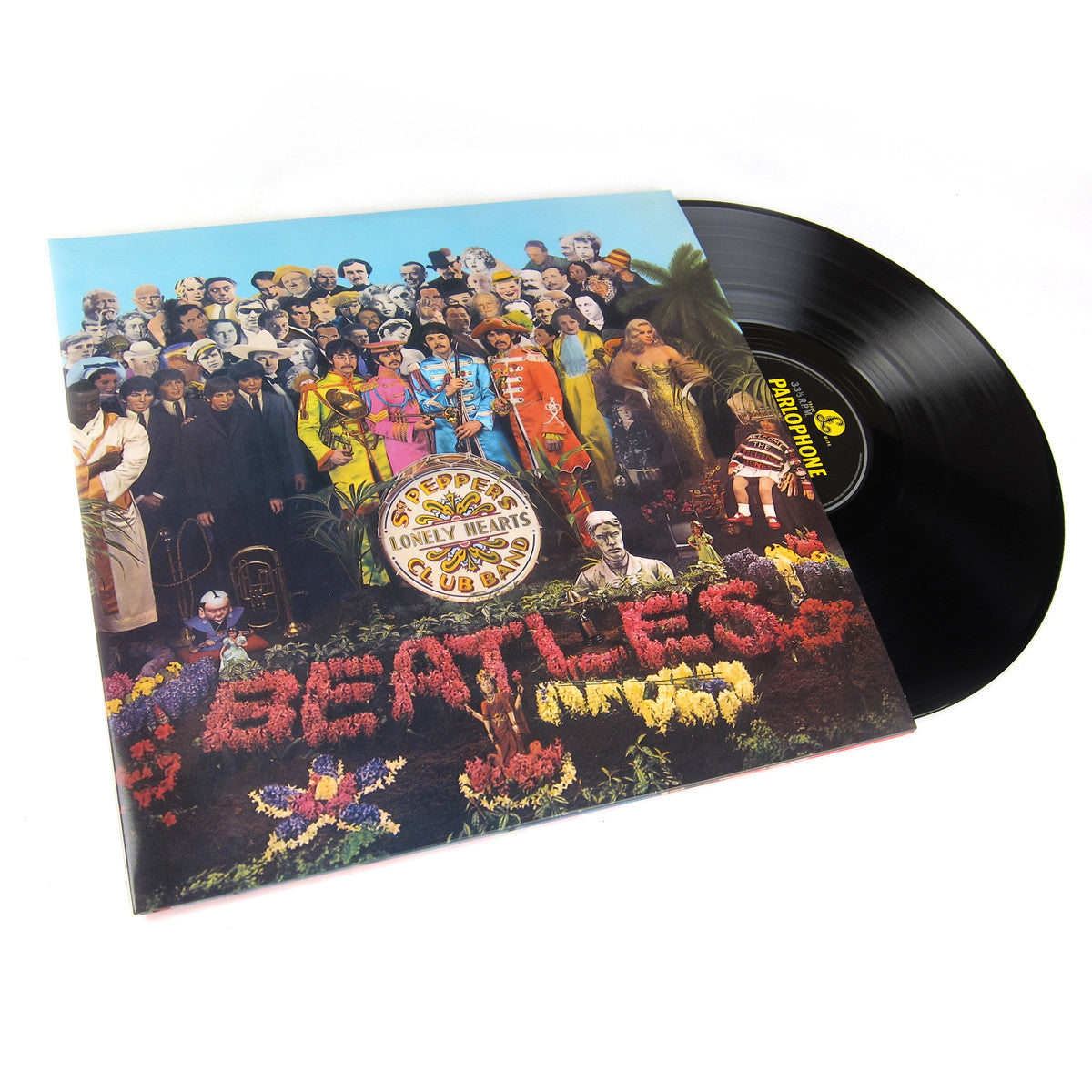 The Beatles Sgt Pepper S Lonely Heart Club Band In Mono