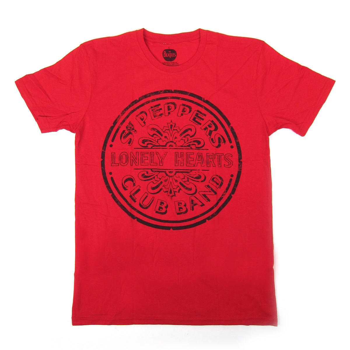 The Beatles: Sgt. Pepper's Abercrombie 2 Shirt - Red