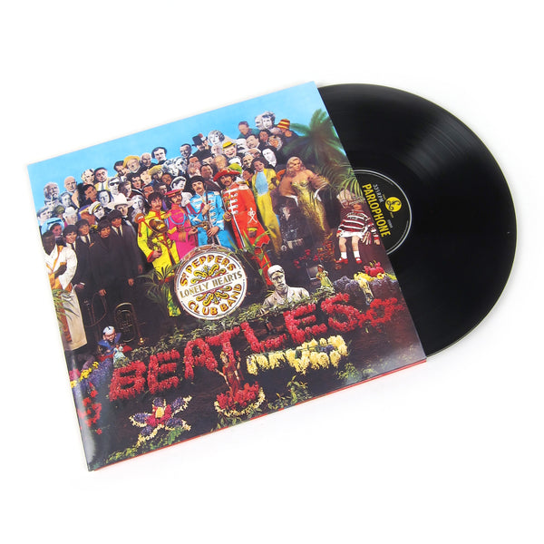 The Beatles: Sgt. Pepper's Lonely Hearts Club Band 50th Anniversary Edition Vinyl 2LP
