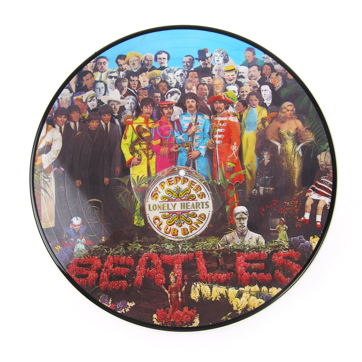 The Beatles Sgt Pepper S Lonely Hearts Club Band Pic