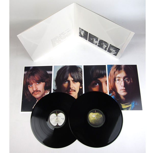 The Beatles The Beatles White Album In Mono 180g