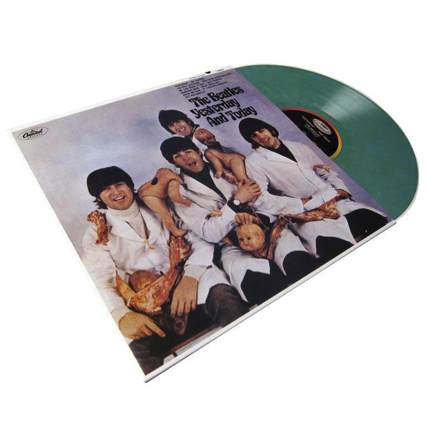 The Beatles: Yesterday and Today (Butcher Cover, Colored Vinyl) LP