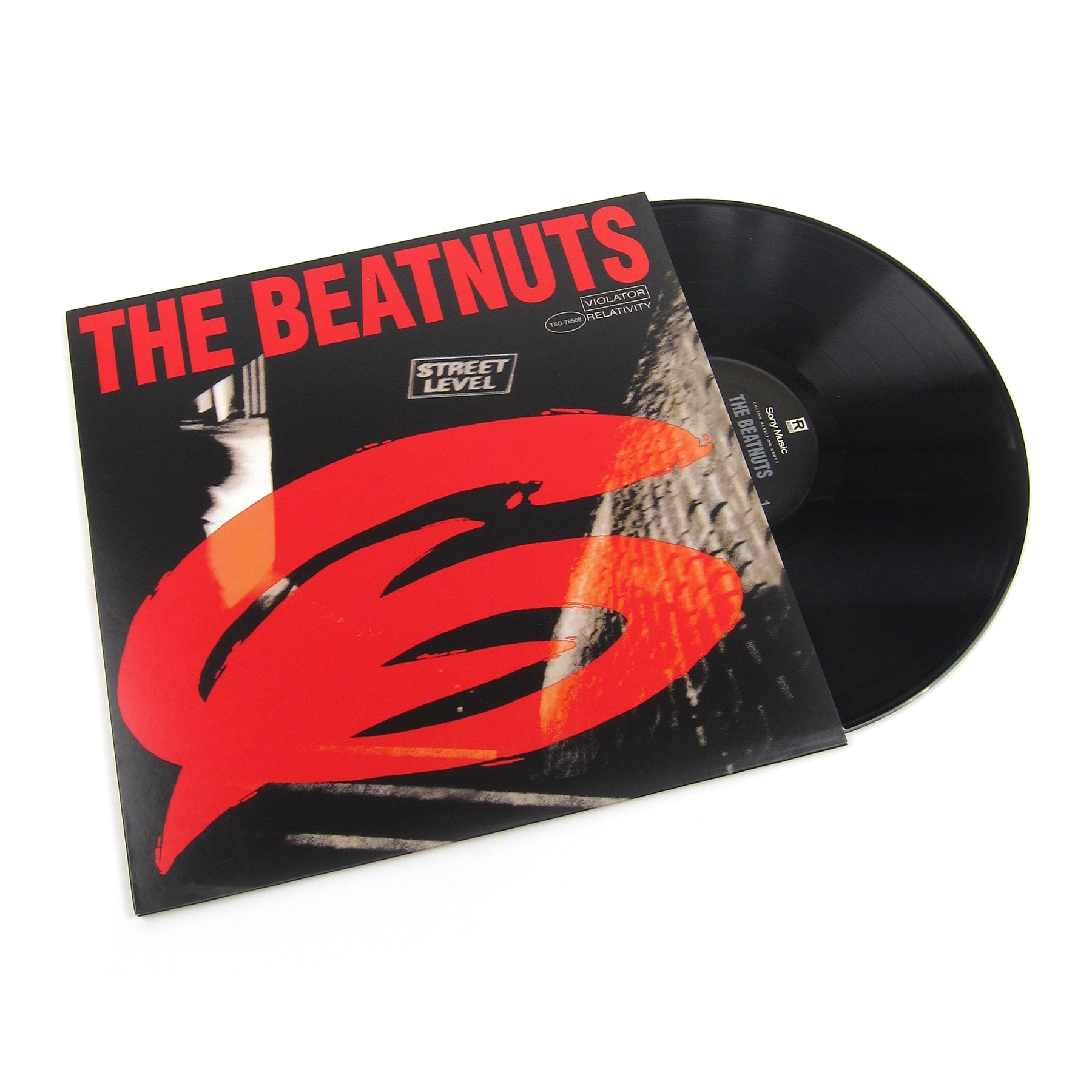 Confirm. lick the beatnuts are absolutely