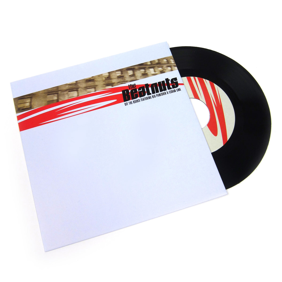 The Beatnuts: Off The Books Vinyl 7""