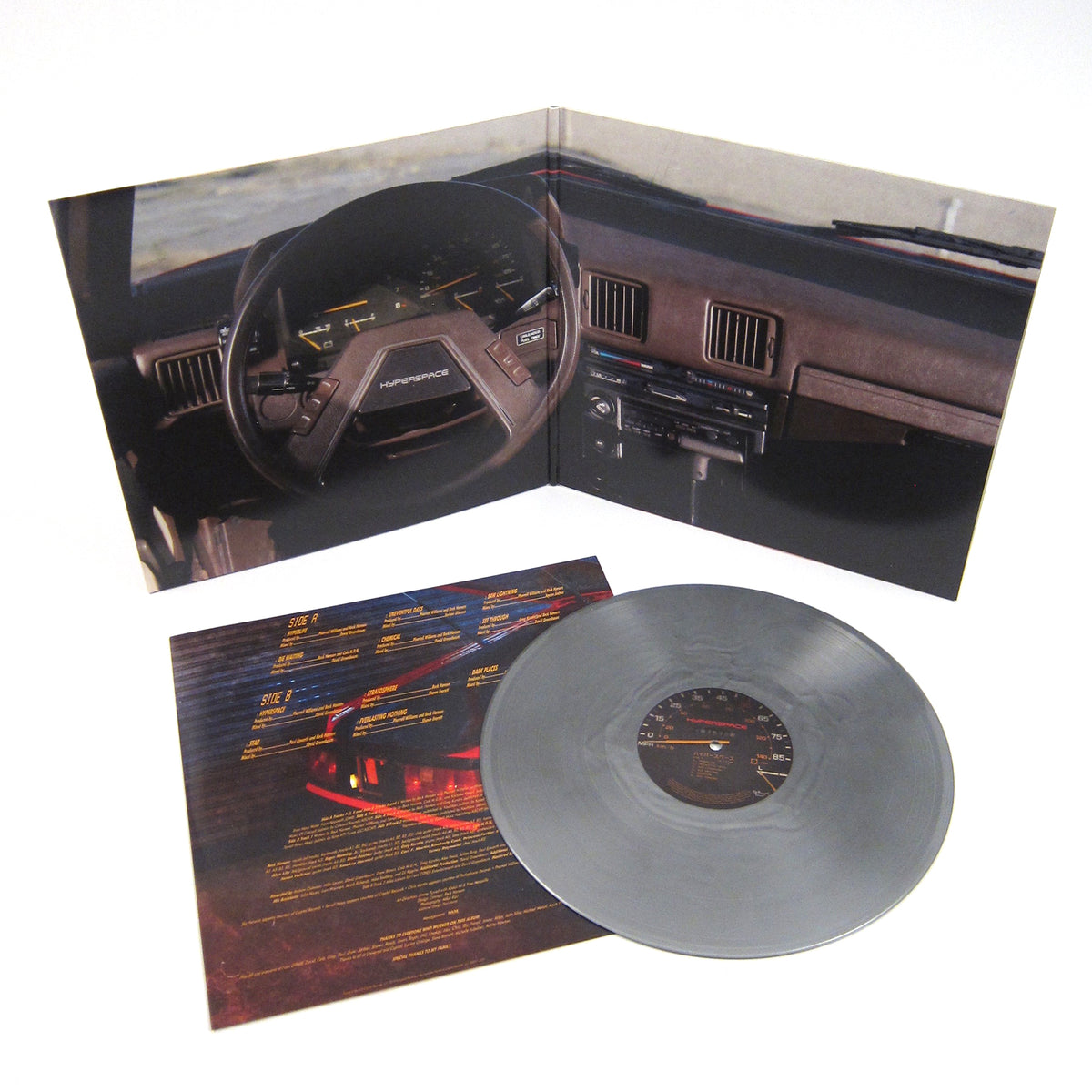 Beck: Hyperspace (Indie Exclusive Colored Vinyl) Vinyl LP