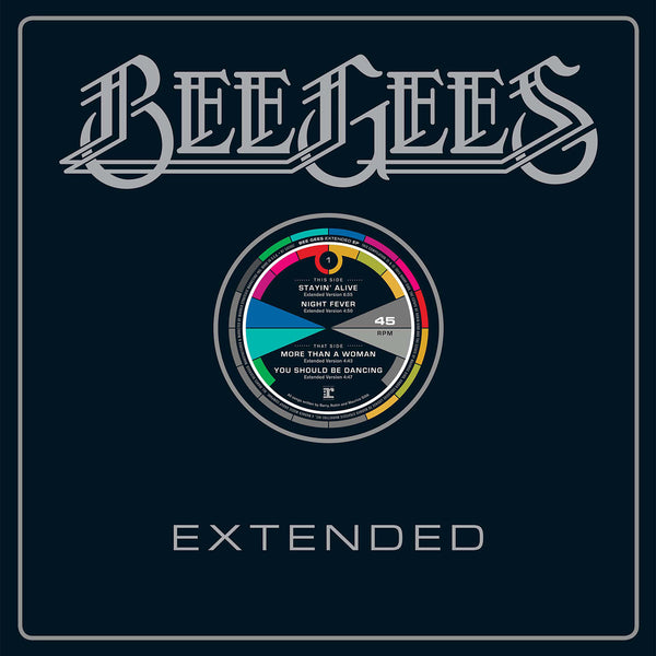 "Bee Gees: Extended Vinyl 12"" (Record Store Day)"