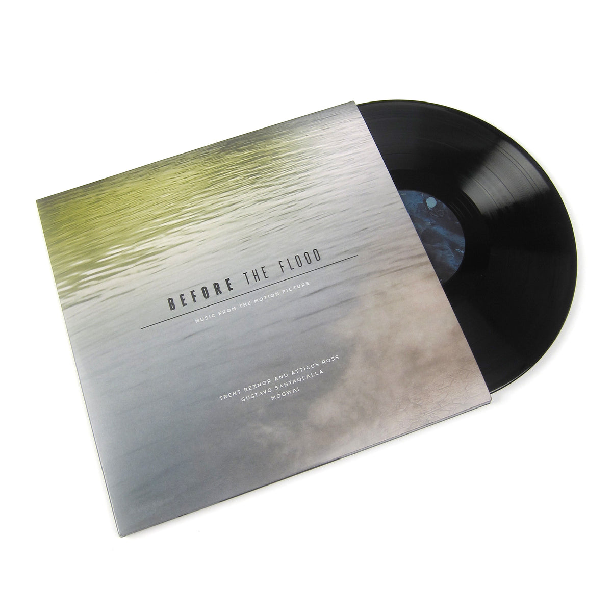 Trent Reznor & Atticus Ross / Gustavo Santaolalla / Mogwai: Before The Flood (180g) Vinyl 3LP