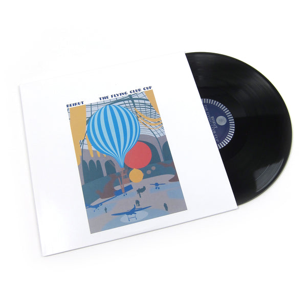 Beirut: The Flying Club Cup Vinyl LP
