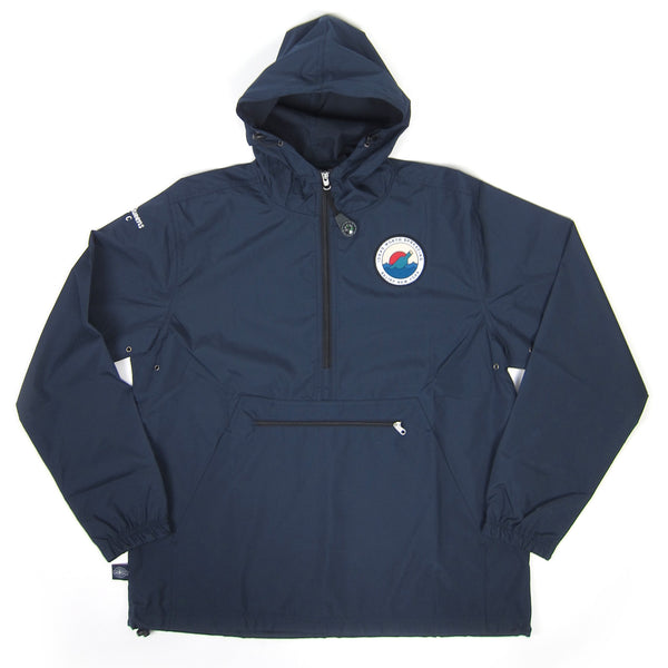 Belief: Message Windbreaker - Navy