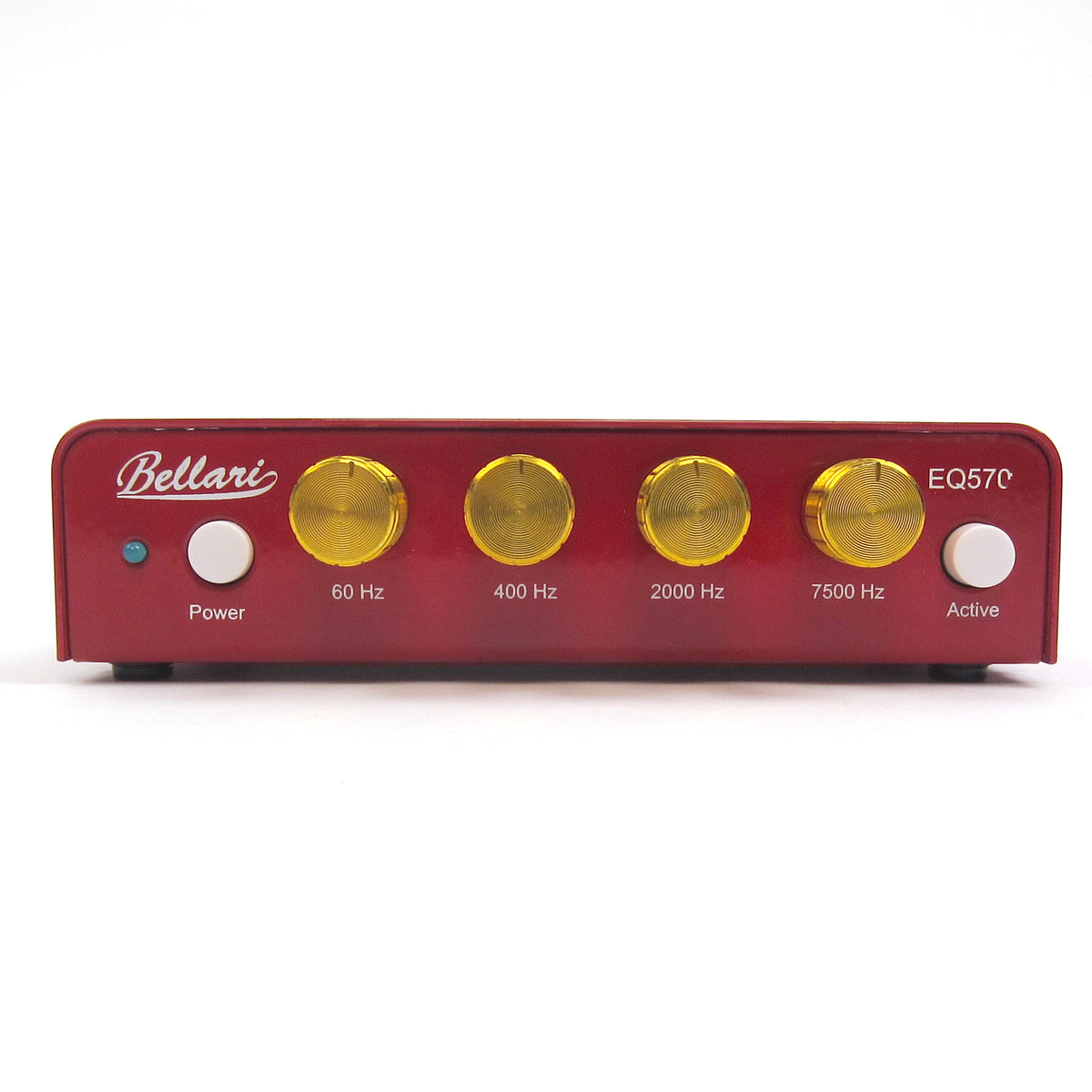 Bellari: EQ570 Four Band Audio Equalizer