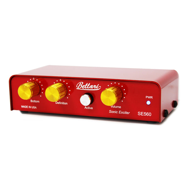 Bellari: SE560 Sonic Exciter Sound Enhancer