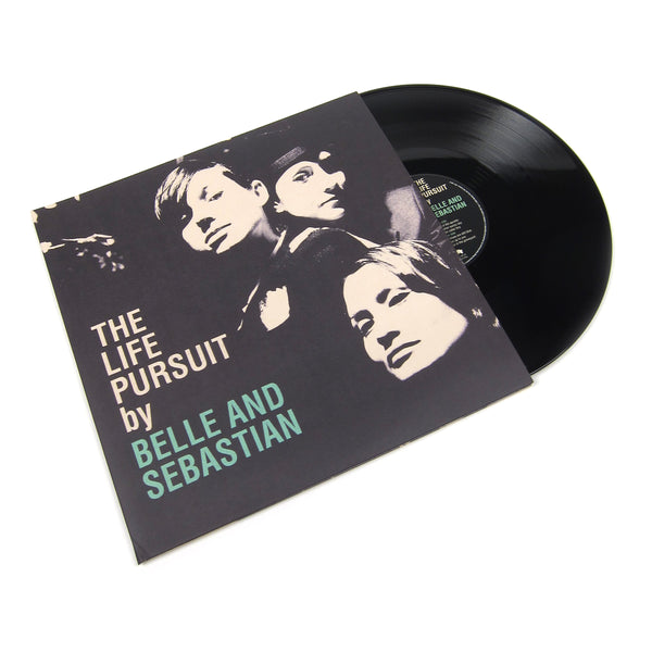 Belle & Sebastian: The Life Pursuit Vinyl 2LP
