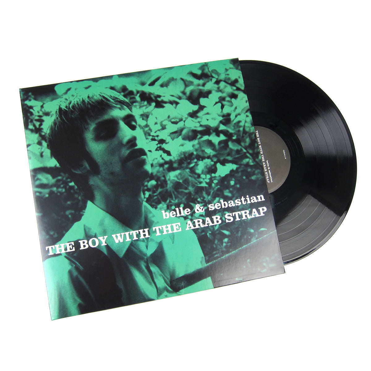 Belle & Sebastian: The Boy With The Arab Strap Vinyl LP