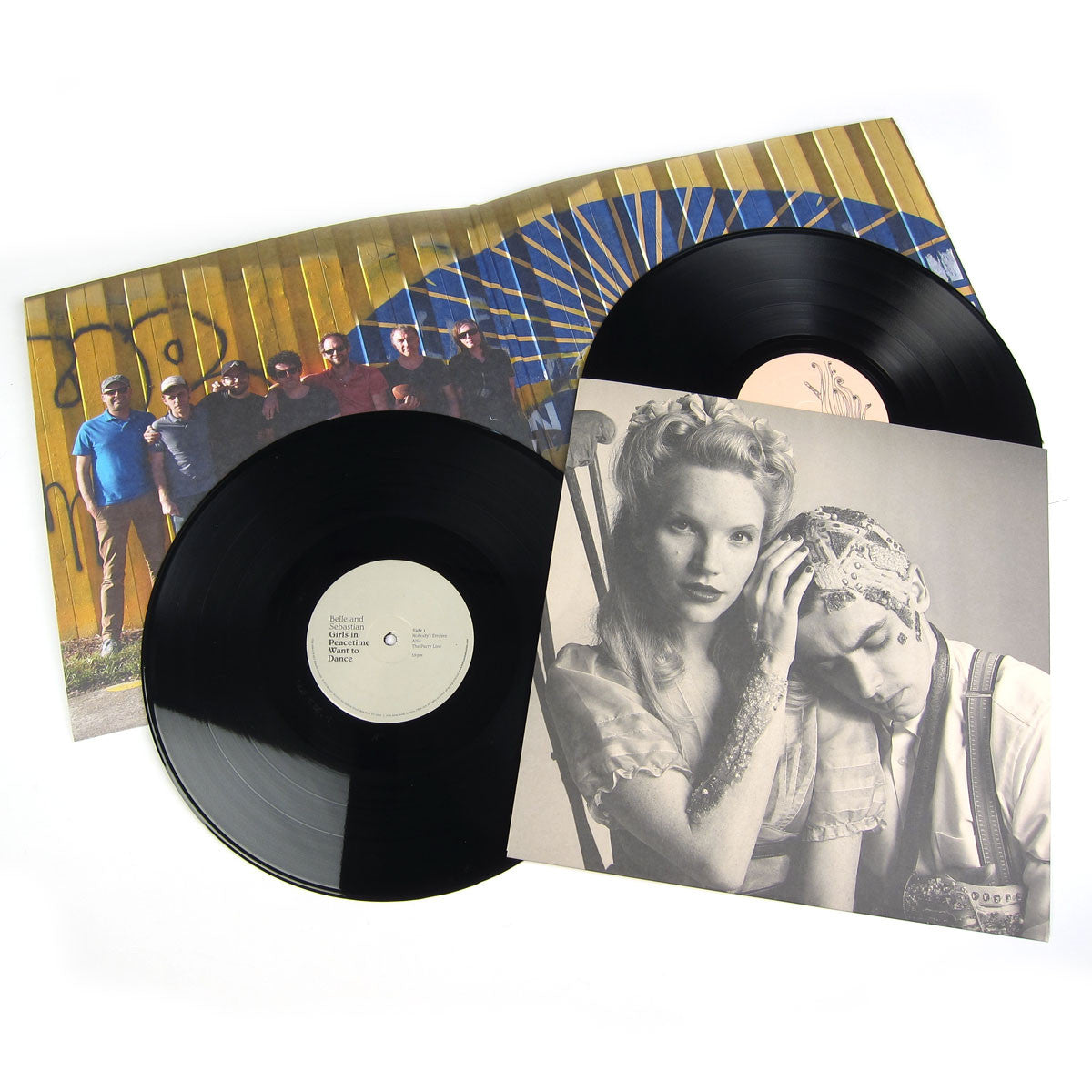 Belle & Sebastian: Girls In Peacetime Want To Dance (Free MP3) Vinyl 2LP gatefold