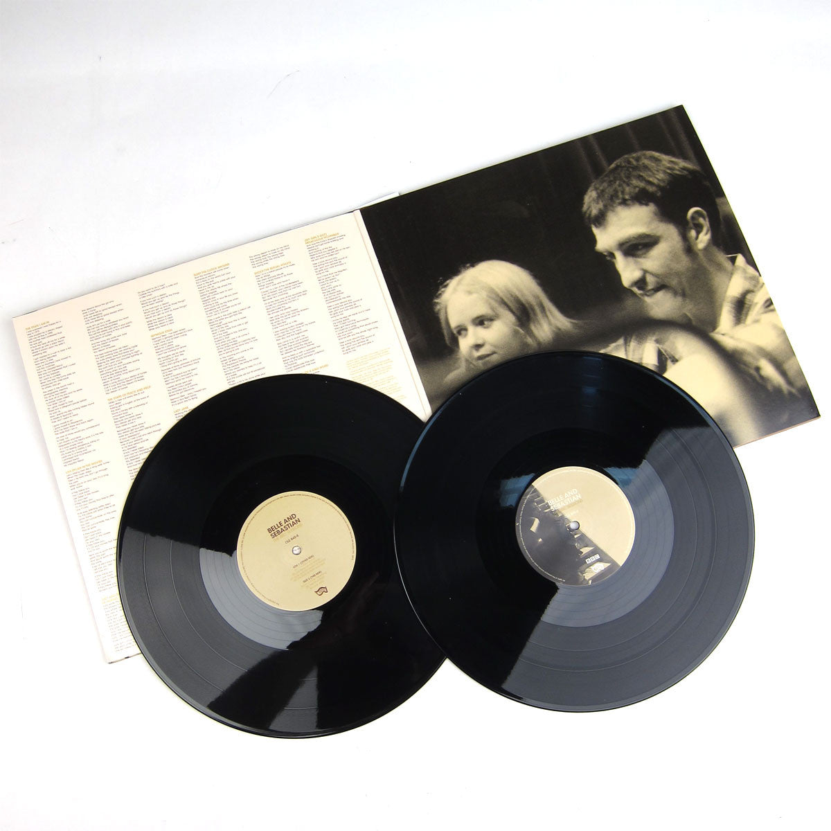 Belle & Sebastian: The BBC Sessions (Free MP3) Vinyl 2LP detail