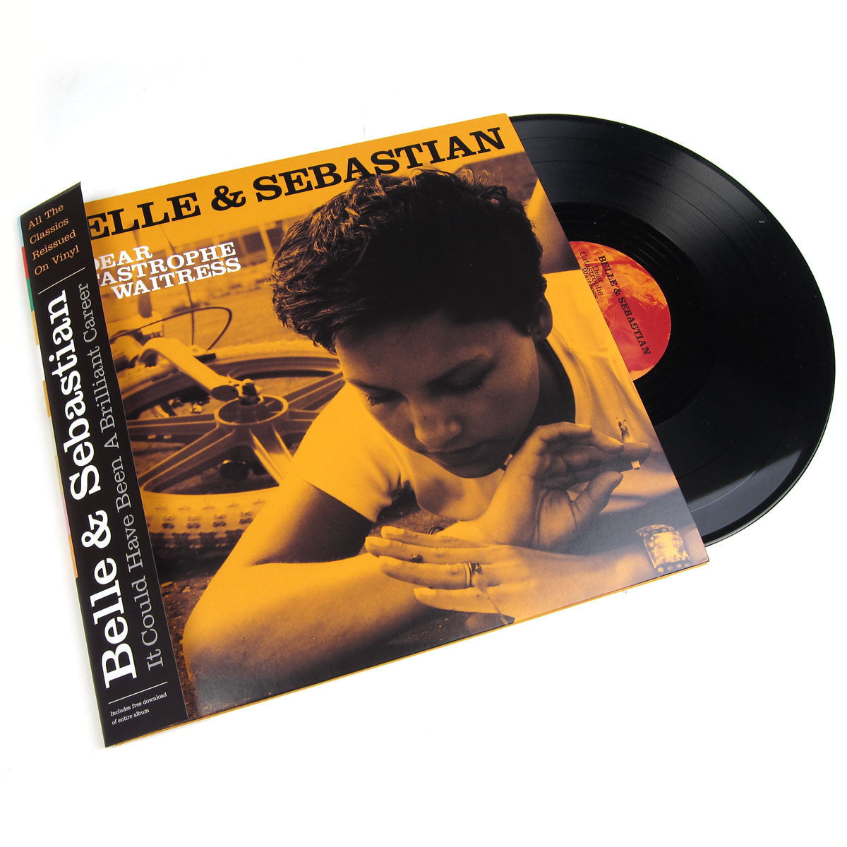 Belle & Sebastian: Dear Catastrophe Waitress (Free MP3) Vinyl 2LP