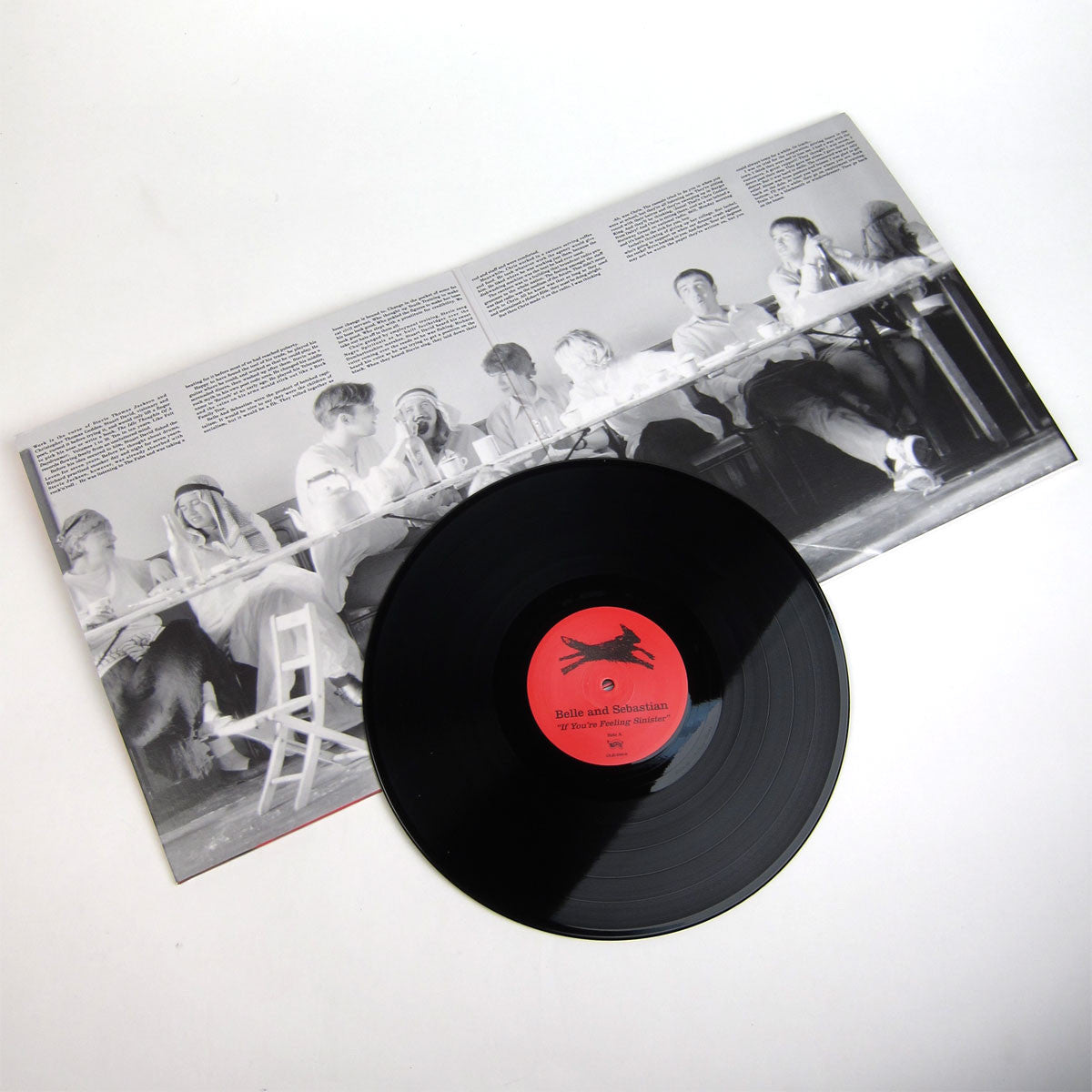 Belle & Sebastian: If You're Feeling Sinister (180g, Free MP3) Vinyl LP detail