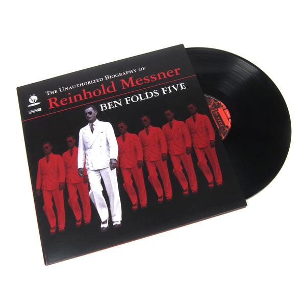 Ben Folds Five: The Unauthorized Biography Of Reinhold Messner Vinyl LP