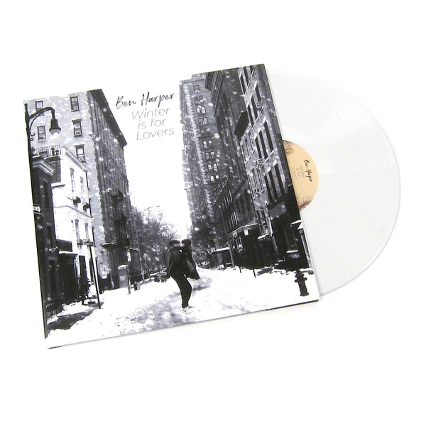 Ben Harper: Winter Is For Lovers (Colored Vinyl) Vinyl LP