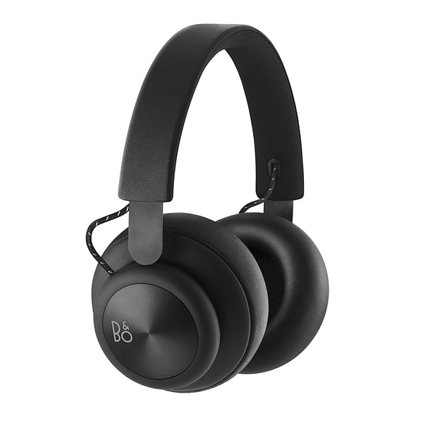 B&O Play: Beoplay H4 Wireless Over-Ear Headphones - Black