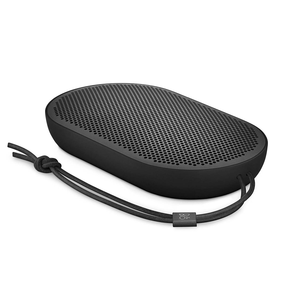 b o play beoplay p2 portable bluetooth speaker black. Black Bedroom Furniture Sets. Home Design Ideas
